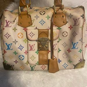 Louis Vuitton murakami speedy 30